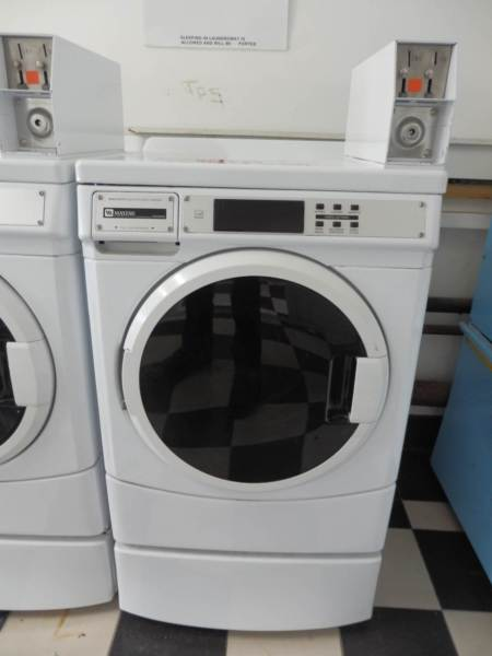 Maytag Coin Operated Front Load Washing Machine