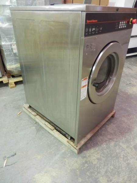 Speed Queen 18 1kg Commercial Front Load Washing Machine