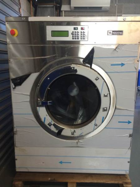 Maytag Commercial 36kg Front Load Washing Machine
