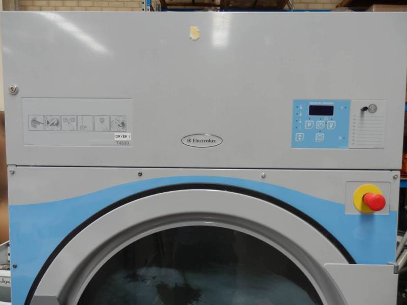 Electrolux 27kg Commercial Gas Dryer