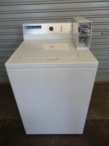 Maytag Coin Operated Top Load Washing Machine